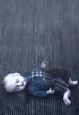 Broken Doll Poster by Joana Kruse
