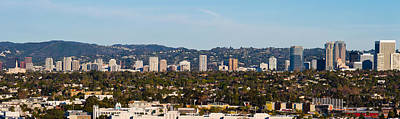 Century City, Wilshire Corridor, Los Poster by Panoramic Images