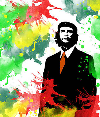 Che Guevara Poster by Celestial Images