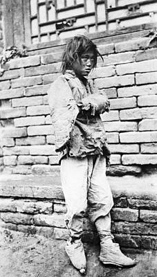 China Peasant, C1910 Poster by Granger