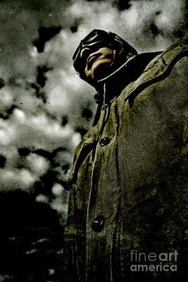 Cloudy Captain Poster by Jorgo Photography - Wall Art Gallery
