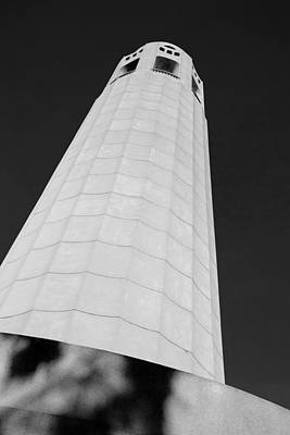 Coit Tower San Francisco Poster by David Smith