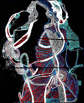 Dinka Poster by Gloria Ssali