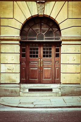 Double Door Poster by Tom Gowanlock