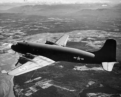 Douglas Skymaster C-54 Poster by Granger