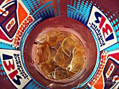 Dunkin Ice Coffee 19 Poster by Sarah Loft