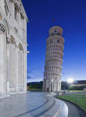 Europe, Italy, Tuscany, Pisa, Cathedral Poster by Rob Tilley