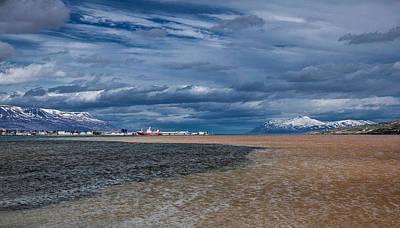 Eyjafjordur, Akureyri, Iceland Poster by Panoramic Images