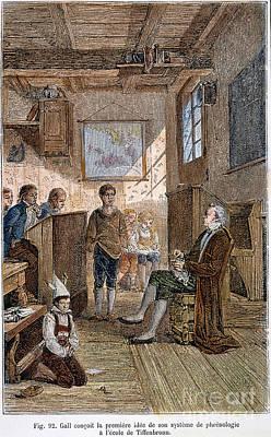 Franz Joseph Gall Poster by Granger