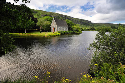 Gougane Barra Poster by Michael Walsh