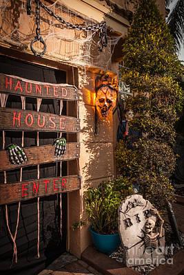 Halloween Poster by Juan  Silva