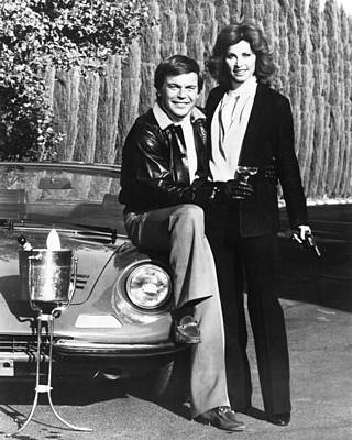 Hart To Hart  Poster by Silver Screen