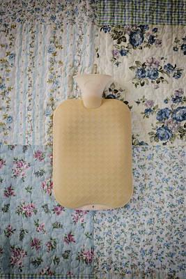 Hot-water Bottle Poster by Joana Kruse