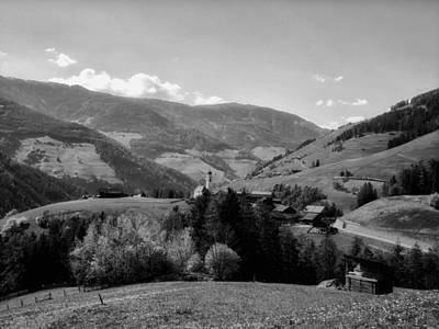 Italian Vista Poster by Pixabay