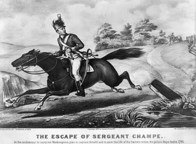 John Champe (1752-1798) Poster by Granger