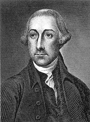 Joseph Hewes (1730-1779) Poster by Granger