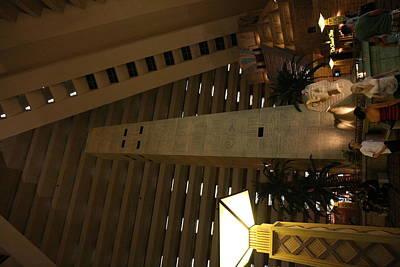 Las Vegas - Luxor Casino - 12124 Poster by DC Photographer