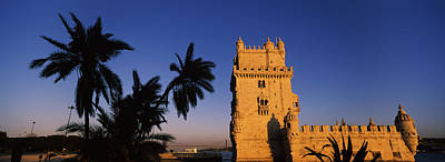 Low Angle View Of A Tower, Torre De Poster by Panoramic Images