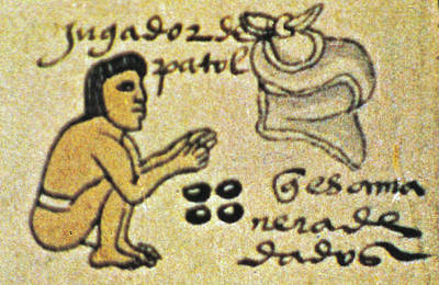 Mexico Codex Mendoza Poster by Granger