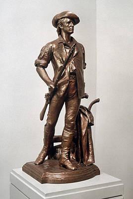 Minutemen Soldier Poster by Granger