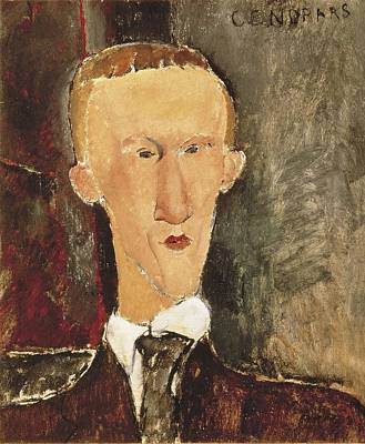 Modigliani, Amedeo 1884-1920. Portrait Poster by Everett