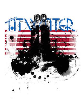 Musical Blast Poster by Pop Culture Prophet