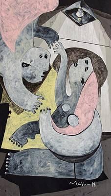Noctis No. 2  Poster by Mark M  Mellon