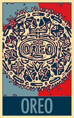 Oreo In Hope2 Poster by Rob Hans