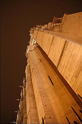 Paris France - Notre Dame De Paris - 011310 Poster by DC Photographer