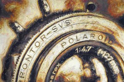 Polaroid Pathfinder  Poster by Scott Norris