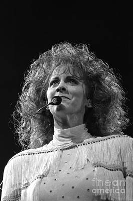 Reba Mcentire Poster by Front Row  Photographs