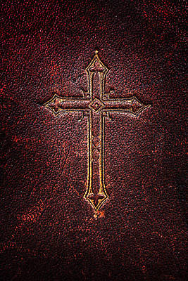 Religious Cross Poster by Donald  Erickson