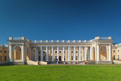 Russia, Saint Petersburg Poster by Walter Bibikow