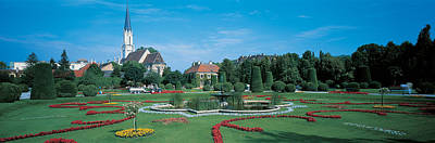 Schonbrunn Palace Vienna Austria Poster by Panoramic Images
