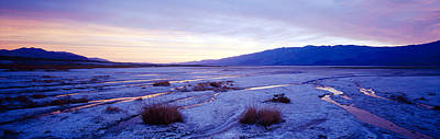 Snow Covered Landscape In Winter Poster by Panoramic Images