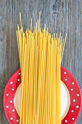 Spaghetti  Poster by Tom Gowanlock