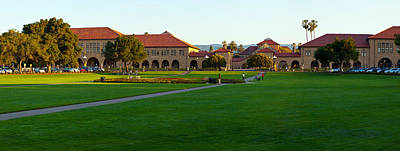 Stanford University Campus, Palo Alto Poster by Panoramic Images