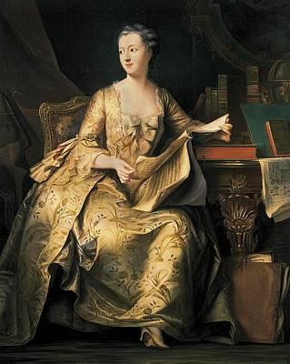 Steuben, Baron Charles Von 1788-1856 Poster by Everett