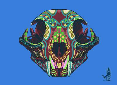 Sugar Lynx  Poster by Nelson Dedos Garcia