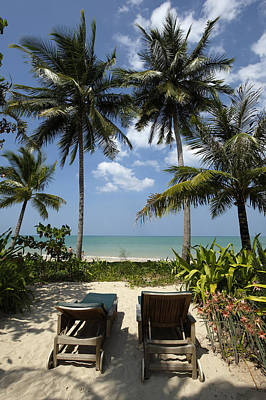 Thailand, Khao Lak, Meridien Hotel � Poster by Tips Images