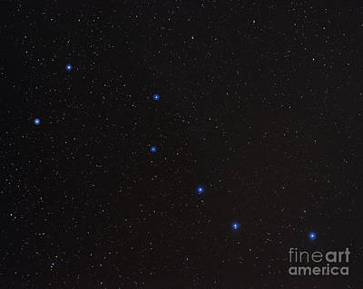 The Big Dipper Poster by John Chumack