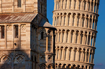 The Duomo Santa Maria Assunta Poster by Brian Jannsen