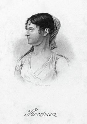 Theodosia Burr (1783-1813) Poster by Granger