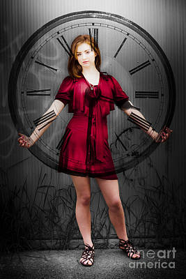 Time Poster by Jorgo Photography - Wall Art Gallery