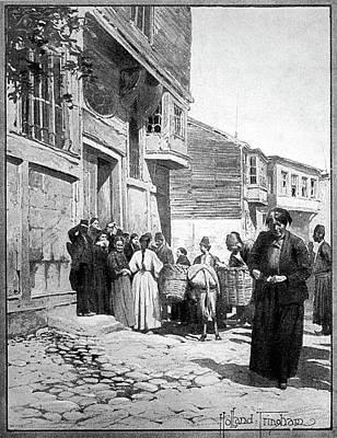 Turkey Armenian Revolt Poster by Granger