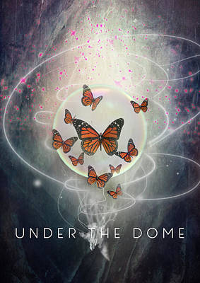 The Under The Dome Poster by Barbara Ki
