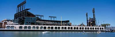 Usa, California, San Francisco, Sbc Poster by Panoramic Images