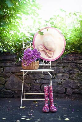 Wild Flowers Poster by Joana Kruse