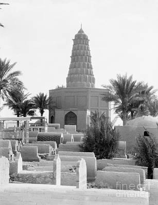 Zumurrud Khatun Tomb Poster by Granger