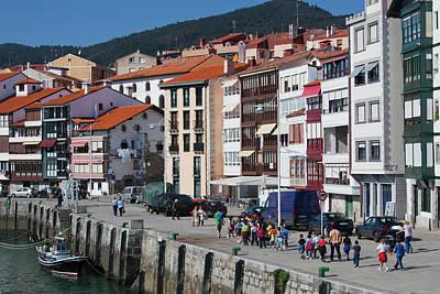 Spain, Basque Country Region, Vizcaya Poster by Walter Bibikow